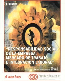 Portada. Responsabilidad social de la empresa: mercado de trabajo e integración laboral