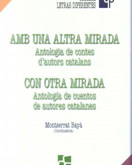 Portada del Libro Con otra mirada. Antología de cuentos catalanes