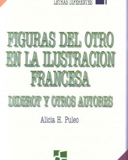 Portada del Libro Figuras del otro en la ilustración francesa. Diderot y otros autores