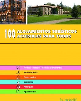Portada 100 alojamientos turísticos accesibles para todos