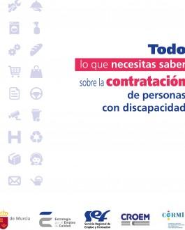 portada de la guia Todo lo que necesitas saber sobre la contratación de personas con discapacidad