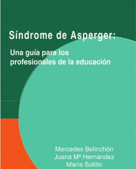 Portada Síndrome de Asperger: Una guía para los profesionales de la educación