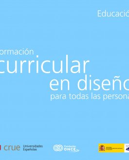 Portada Formación curricular en diseño para todas las personas en educación