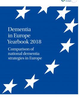 Dementia in Europe Yearbook 2018. Comparison of national dementia strategies in Europe