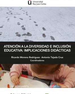 Portada Atención a la diversidad e inclusión educativa: implicaciones didácticas