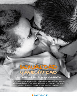 Portada Sexualidad y afectividad en personas con Parálisis Cerebral