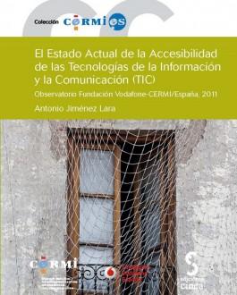 portada El estado actual de la accesibilidad de las tecnologías de la información y la comunicación (TIC)