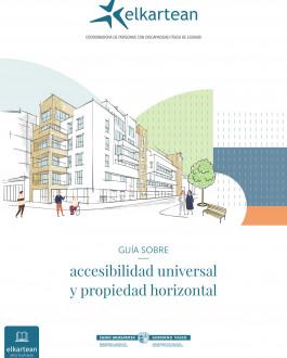 Portada Guía sobre accesibilidad universal y propiedad horizontal