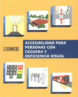 Portada del libro Accesibilidad para personas con ceguera y deficiencia visual