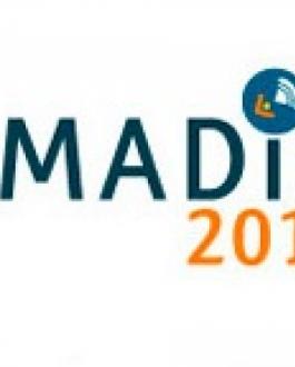 Portada CD AMADIS 2012