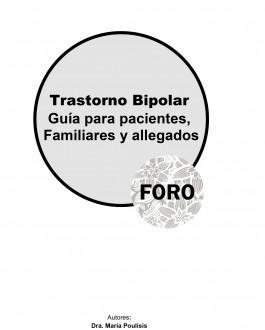 Portada guía Trastorno Bipolar. Guía para pacientes, familiares y allegados