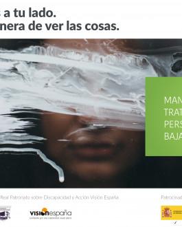 Manual de trato a personas con baja visión