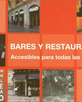 Portada Bares y restaurantes accesibles para todas las personas