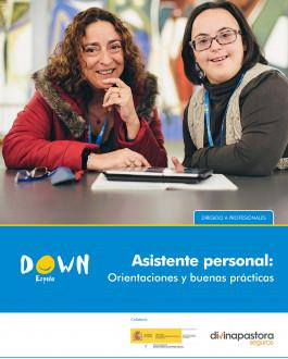 Portada Asistente personal: Orientaciones y buenas prácticas