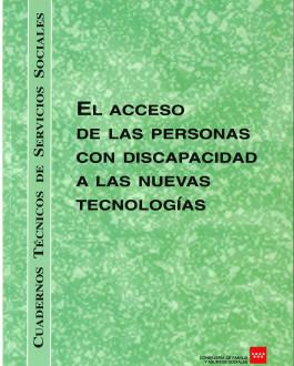 Portada El acceso de las personas con discapacidad a las nuevas tecnologías