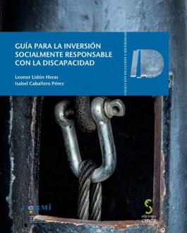Portada del Libro Guía para la inversión socialmente responsable con la discapacidad
