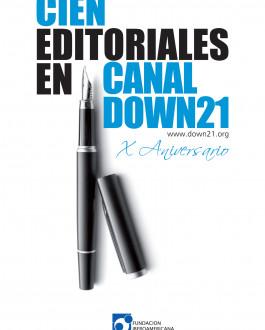 Portada 100 editoriales en Canal Down21