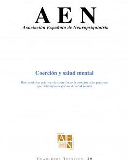 Portada Observatorio de Salud Mental. Revisando las prácticas de coerción en la atención a las personas que utilizan los servicios de salud mental