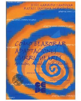 Portada Cómo elaborar adaptaciones curriculares de centro, de aulas e individuales