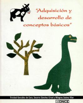 Portada del Libro Adquisición y desarrollo de conceptos básicos