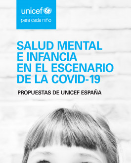 Cubierta Salud Mental e Infancia en el contexto de la Covid-19