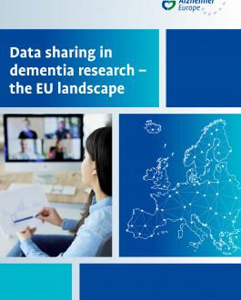 Data sharing in dementia research – the EU landscape