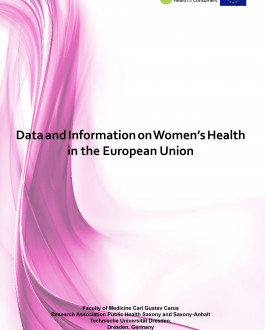 Data and information on women's health in the European Union