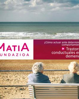Portada Trastornos conductuales en las demencias ¿Cómo actuar ante determinados comportamientos?