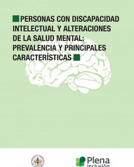 Portada Personas con discapacidad intelectual y alteraciones de la salud mental: prevalencia y principales características