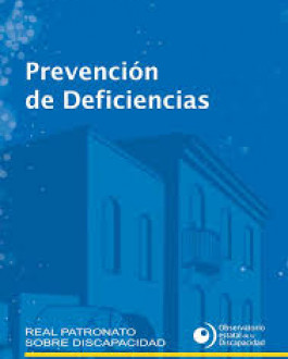 Prevención de deficiencias (Cd)