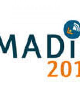 Portada CD Amadis 2010: V congreso de accesibilidad a los medios audiovisuales para personas con discapacidad