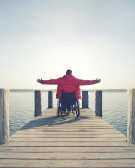 Portada del Libro urismo para todos: promover la accesibilidad universal. Buenas prácticas en la cadena de valor del turismo accesible