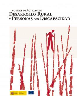 Portada Buenas prácticas en desarrollo rural y personas con discapacidad