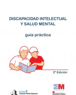 Portada  Discapacidad intelectual y salud mental. Guía práctica