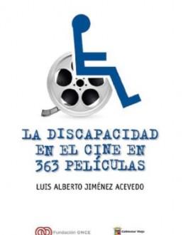 portada de la publicación La discapacidad en el cine en 363 películas