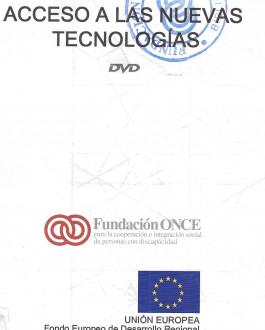 Portada del DVD Acceso a las nuevas tecnologías (DVD)