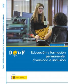 Portada Educación y formación permanente: diversidad e inclusión
