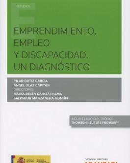 Portada Emprendimiento, empleo y discapacidad. Un diagnóstico