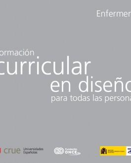 portada de la publicaciónFormación curricular en diseño para todas las personas en Enfermería