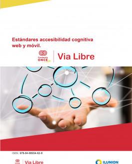Portada Estándares accesibilidad cognitiva web y móvil