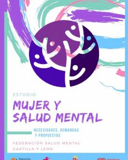 """Portada Estudio """"Mujer y Salud Mental"""""""