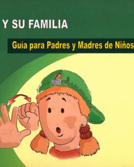 Portada Lola y su familia. Guía para madres y padres de niños sordos