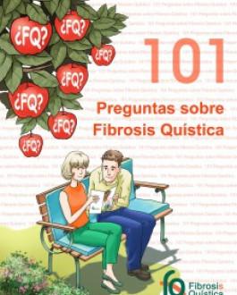 Portada del CD 101 preguntas sobre fibrosis quística (Cd)