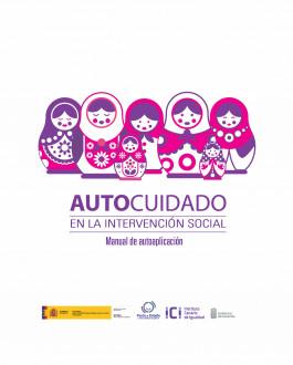Portada Autocuidado en la Intervención Social. Manual de autoaplicación