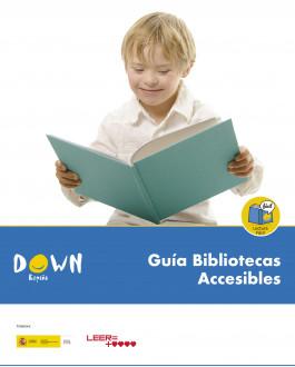 Portada Guía bibliotecas accesibles