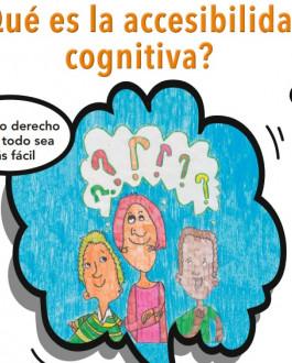 Portada ¿Qué es la accesibilidad cognitiva?