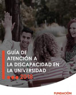 Guía de atención a la discapacidad en la Universidad 2018