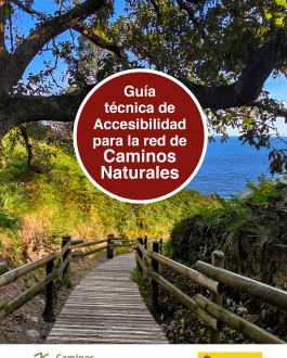 Portada Guía técnica de Accesibilidad para la red de Caminos Naturales
