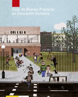 Portada del Libro Guía de buenas prácticas en educación inclusiva