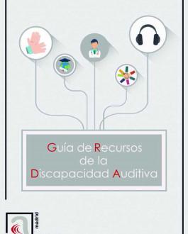 Portada Guía de recursos de la discapacidad auditiva